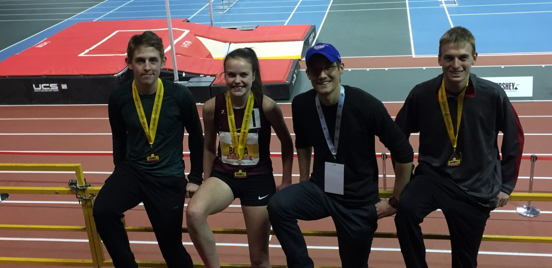 Pearlgate  at 2018 AC Hershey Indoor National Championships